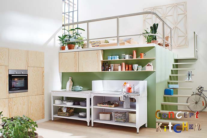 Naber Concept Kitchen Young Family copyright Naber GmbH 01