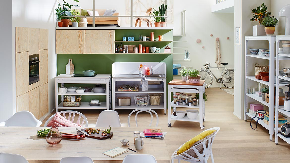 Naber Concept Kitchen Young Family