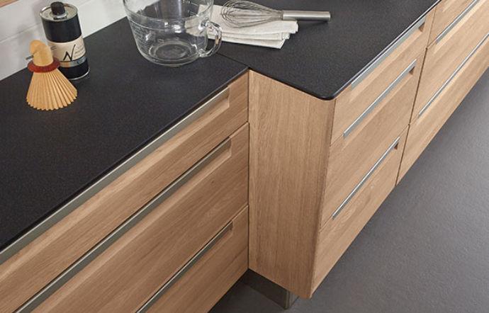 massivholzk che von decker in der k chenwelt von pfiff m bel. Black Bedroom Furniture Sets. Home Design Ideas