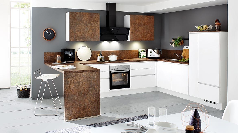 nobilia einbauk chen in der k chenwelt von pfiff m bel. Black Bedroom Furniture Sets. Home Design Ideas