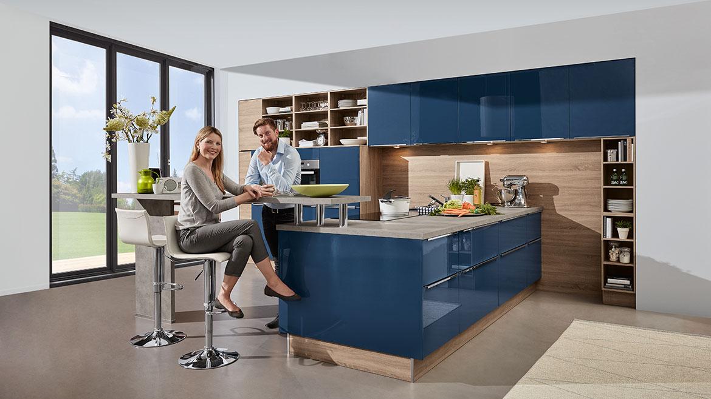 Nolte Express Einbauküchen in der Pfiff Küchenwelt