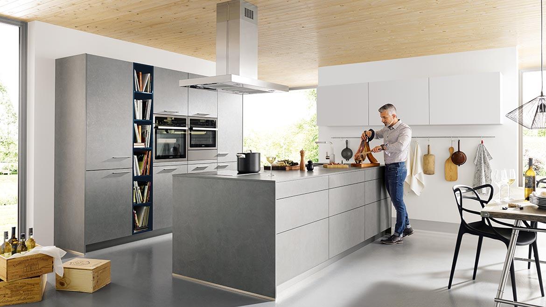 Schüller einbauküche funktion elba
